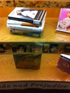 Jane Austen's P&P Display @ HCPL Freeman