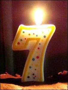 Flickr CC | Happy Birthday Windows 7 | Photo by tsand